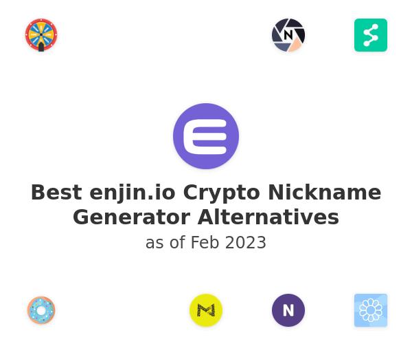 Best Crypto Nickname Generator Alternatives