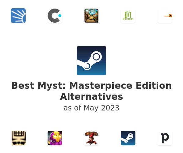 Best Myst: Masterpiece Edition Alternatives