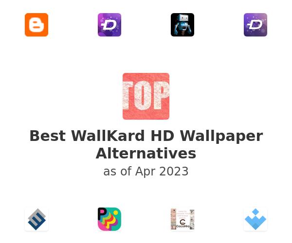 Best WallKard HD Wallpaper Alternatives