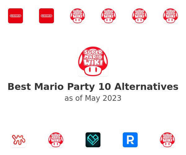 Best Mario Party 10 Alternatives