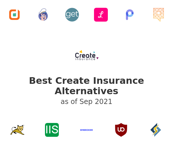 Best Create Insurance Alternatives