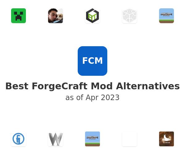 Best ForgeCraft Mod Alternatives