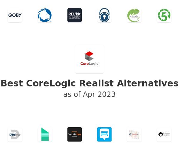 Best CoreLogic Realist Alternatives