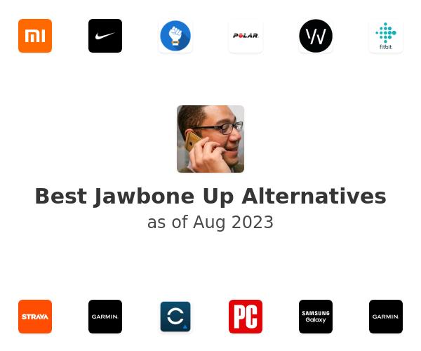 Best Jawbone Up Alternatives