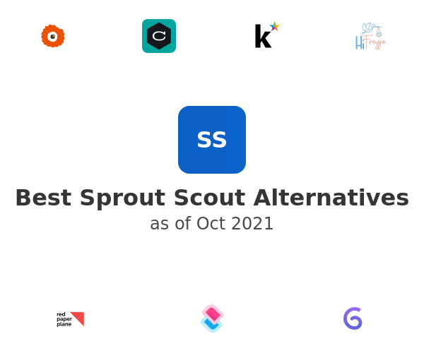 Best Sprout Scout Alternatives
