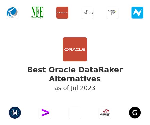 Best Oracle DataRaker Alternatives