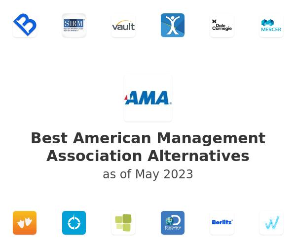 Best American Management Association Alternatives