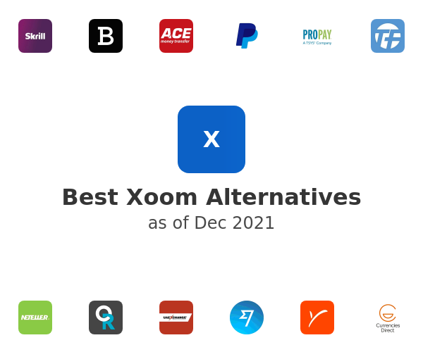 Best Xoom Alternatives