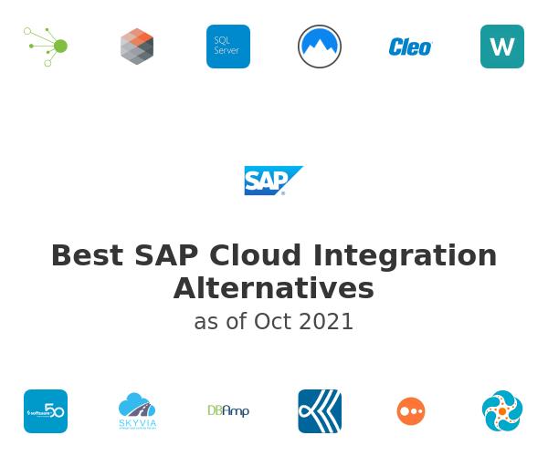 Best SAP Cloud Integration Alternatives