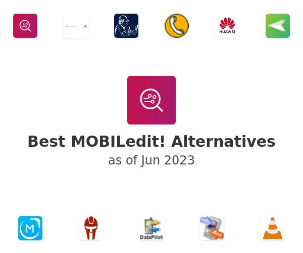 Best MOBILedit! Alternatives