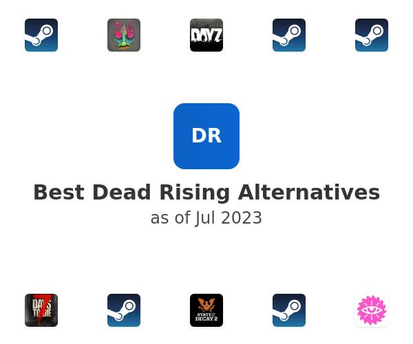 Best Dead Rising Alternatives