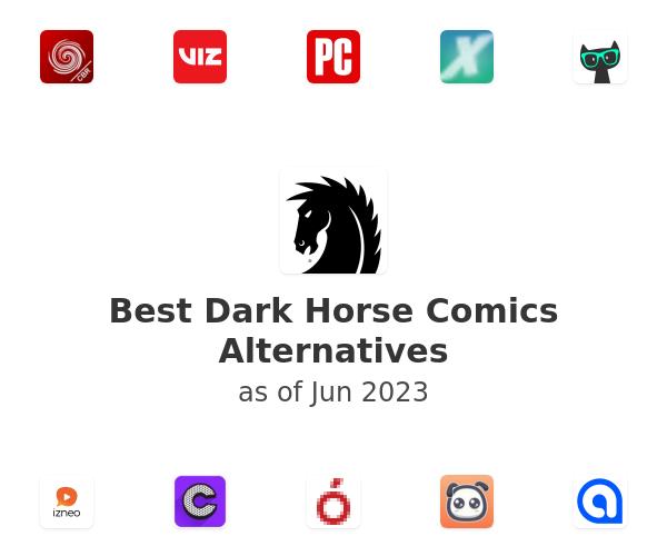 Best Dark Horse Comics Alternatives