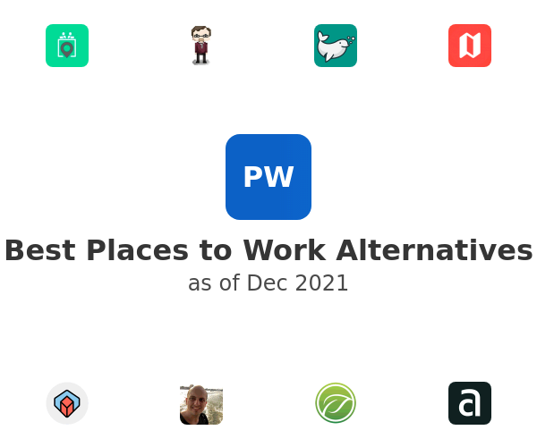 Best Places to Work Alternatives