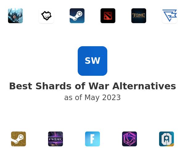 Best Shards of War Alternatives