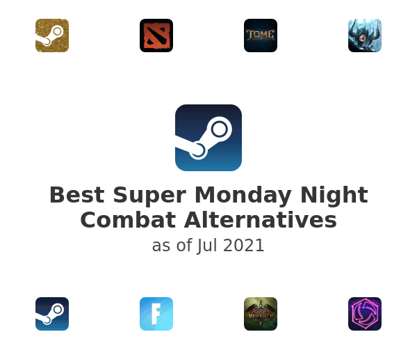 Best Super Monday Night Combat Alternatives