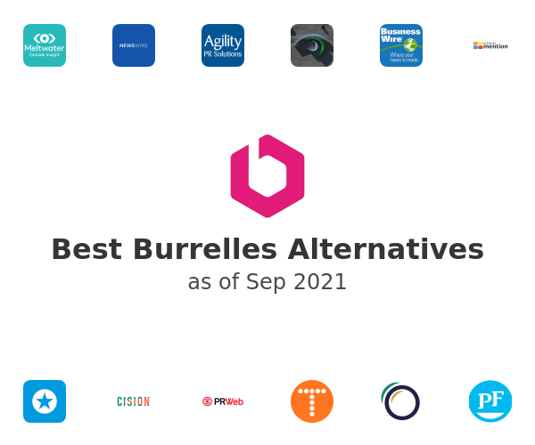 Best Burrelles Alternatives