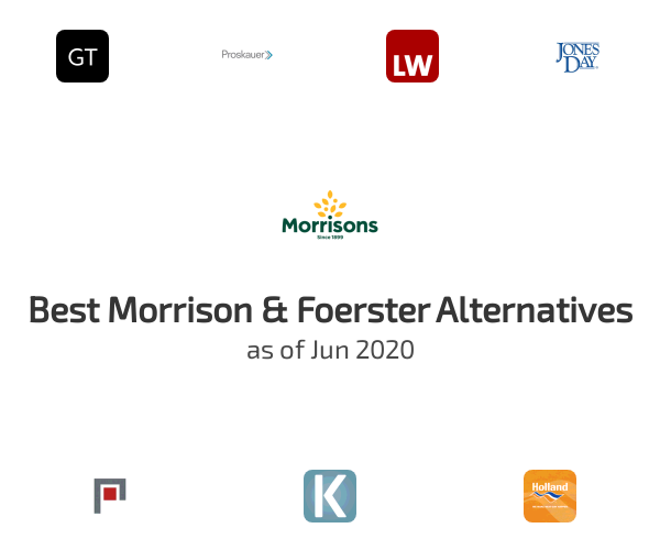 Best Morrison & Foerster Alternatives