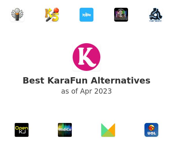 Best KaraFun Alternatives