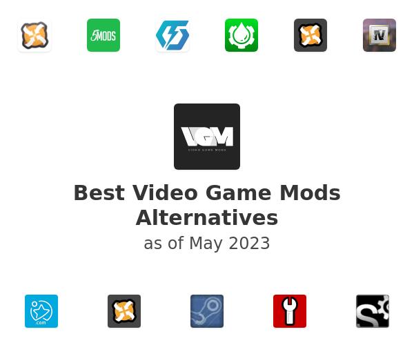 Best Video Game Mods Alternatives