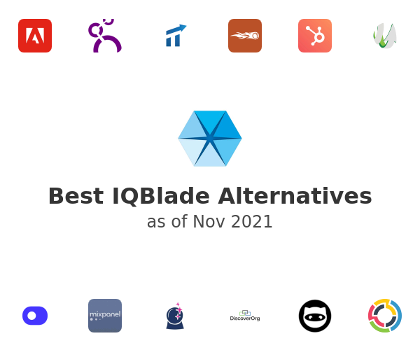 Best IQBlade Alternatives