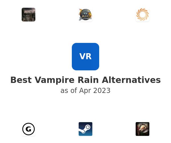 Best Vampire Rain Alternatives