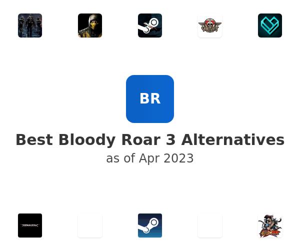 Best Bloody Roar 3 Alternatives