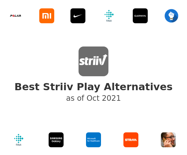 Best Striiv Play Alternatives