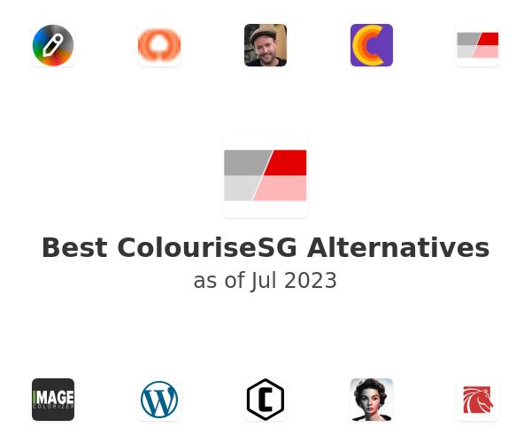 Best ColouriseSG Alternatives