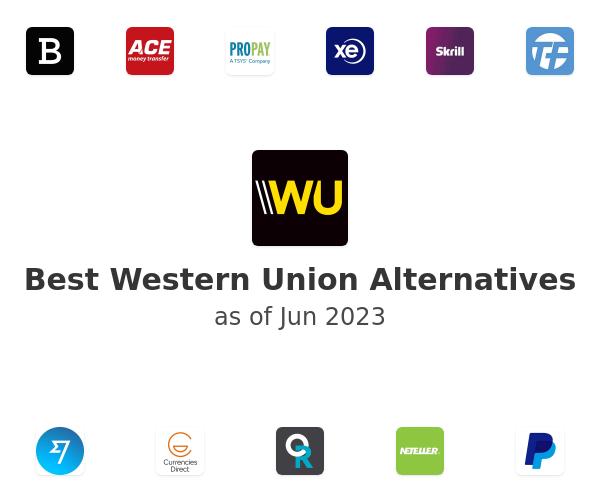 Western Union Alternative
