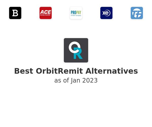 Best OrbitRemit Alternatives