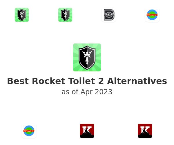 Best Rocket Toilet 2 Alternatives