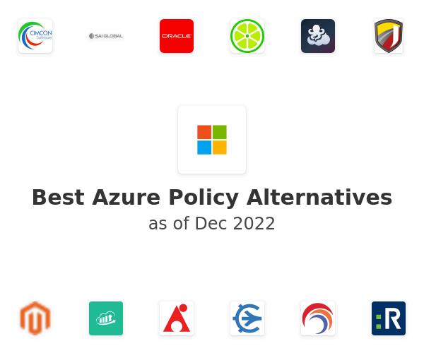 Best Azure Policy Alternatives