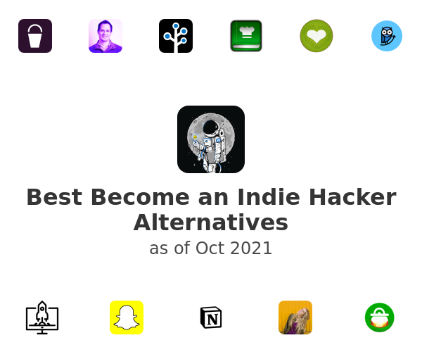 Best Become an Indie Hacker Alternatives