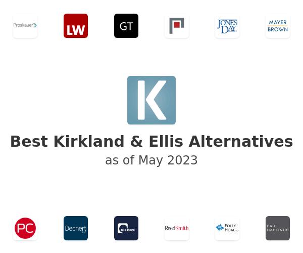 Best Kirkland & Ellis Alternatives