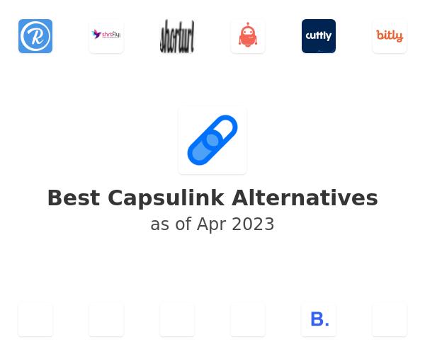 Best Capsulink Alternatives