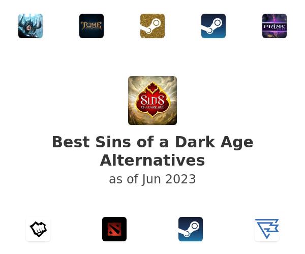 Best Sins of a Dark Age Alternatives