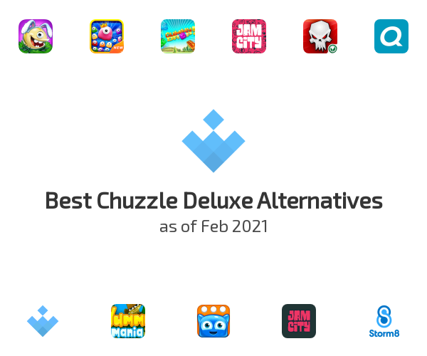 Best Chuzzle Deluxe Alternatives