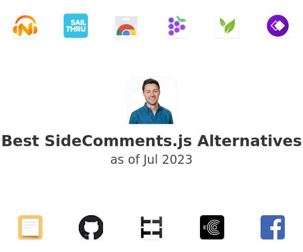 Best SideComments.js Alternatives