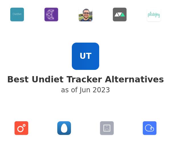 Best Undiet Tracker Alternatives