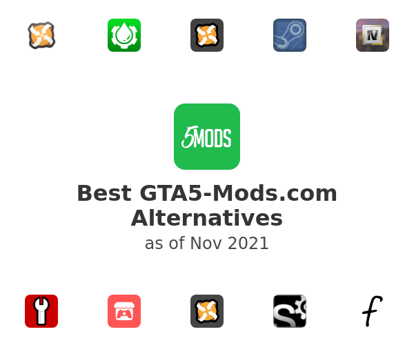 Best GTA5-Mods.com Alternatives