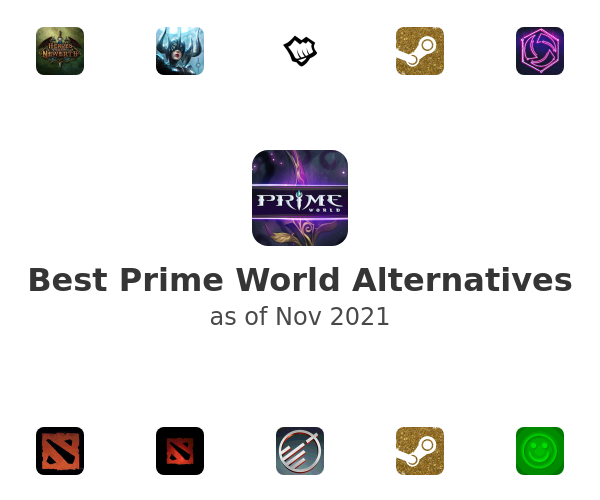 Best Prime World Alternatives