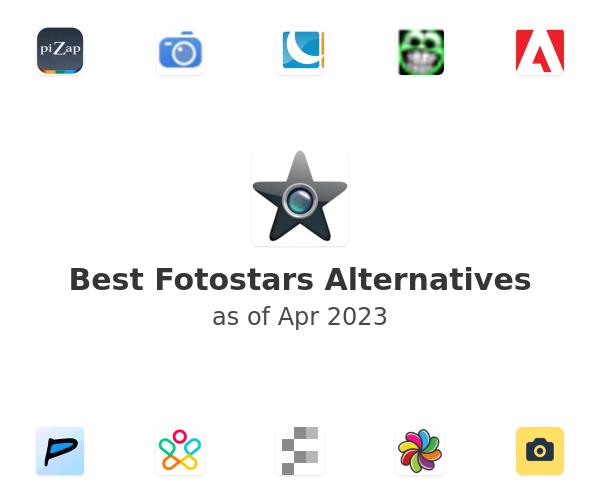 Best Fotostars Alternatives