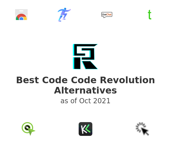Best Code Code Revolution Alternatives