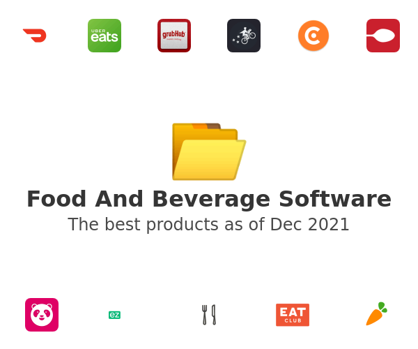 Food And Beverage Software