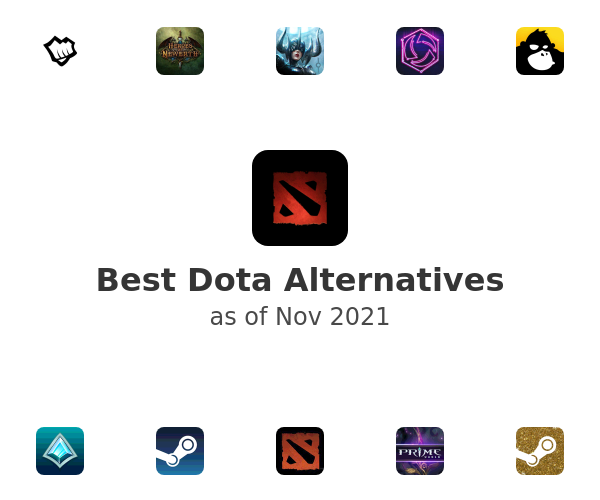 Best Dota Alternatives