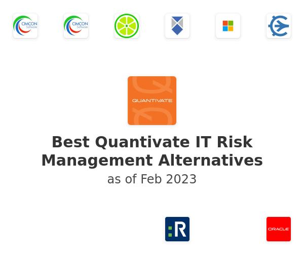 Best Quantivate IT Risk Management Alternatives