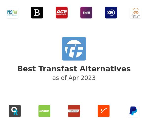 Best Transfast Alternatives