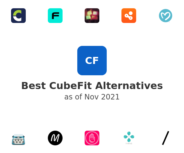 Best CubeFit Alternatives