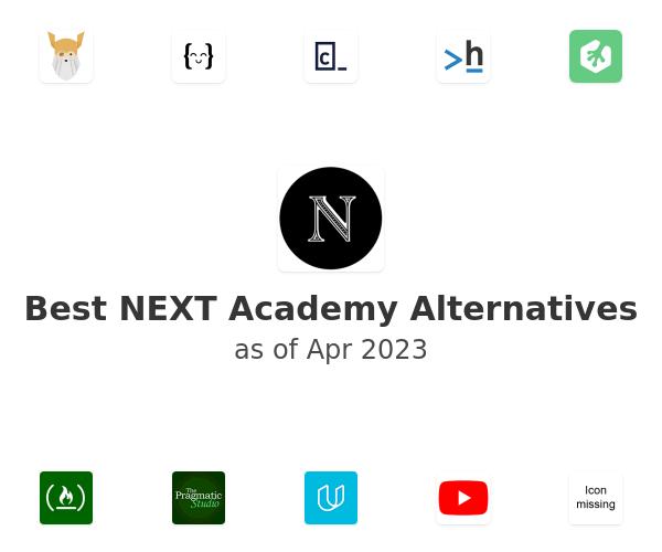 Best NEXT Academy Alternatives
