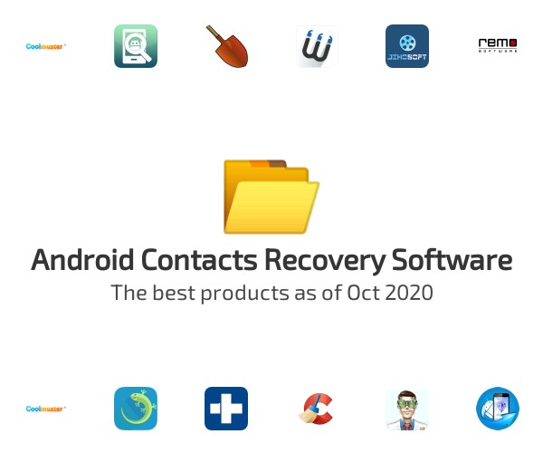 Android Contacts Recovery Software